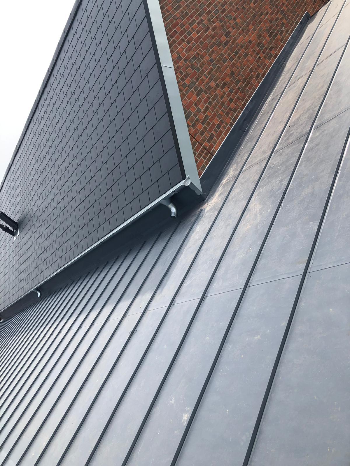Royal Wotton Basset School Frc Roofing